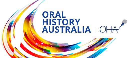 Oral History Australia Logo Link