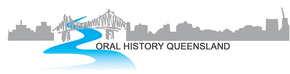 Oral History Queensland Logo Link