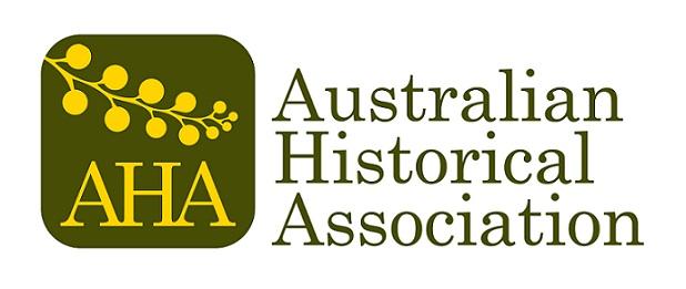 Australian History Association Logo Link