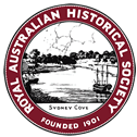 Royal Australian Historical Society Logo Link