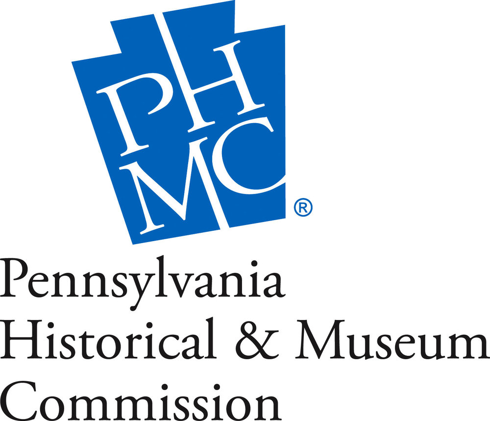 Pennsylvania Historical & Museum Commission Logo Link
