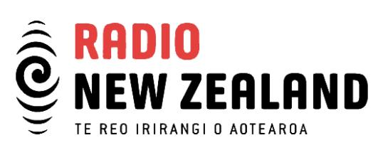 Radio NZ Logo Link