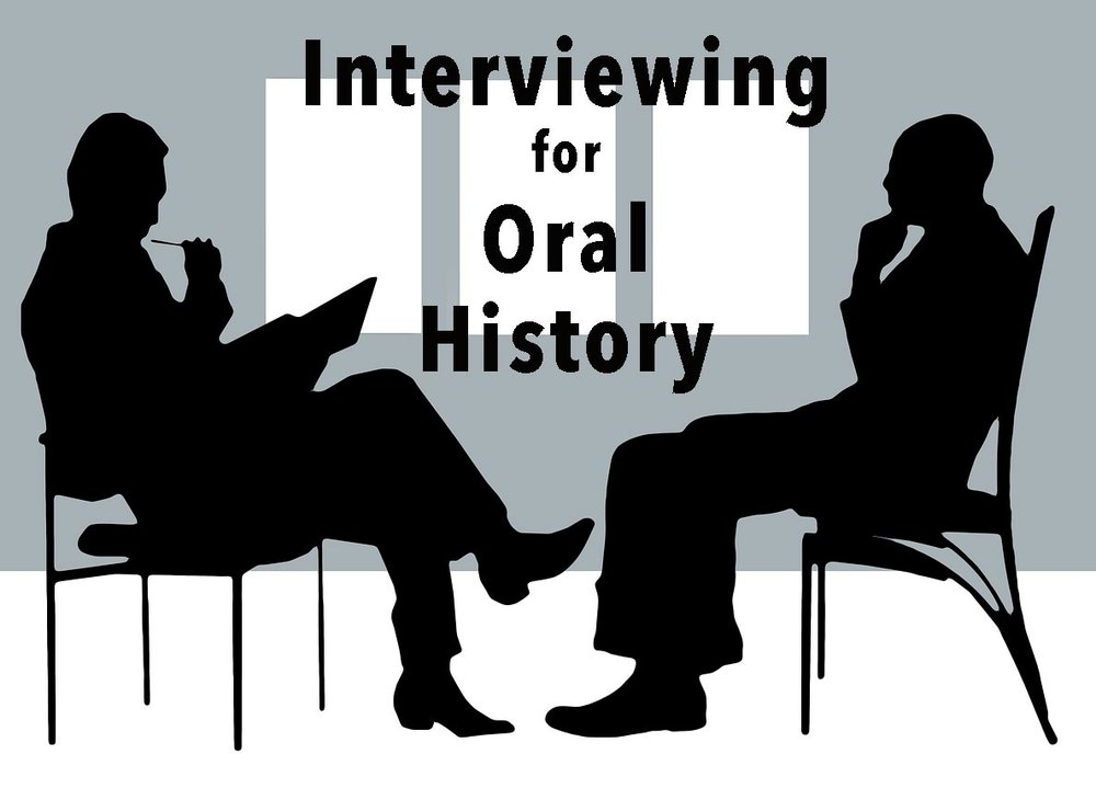 Interviewing for Oral History Link Image