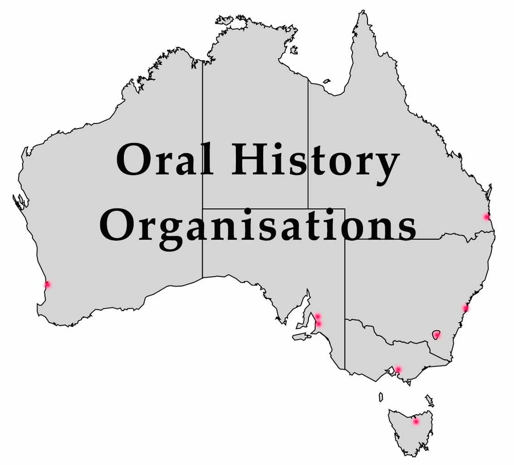 Oral History Organisations Link Image