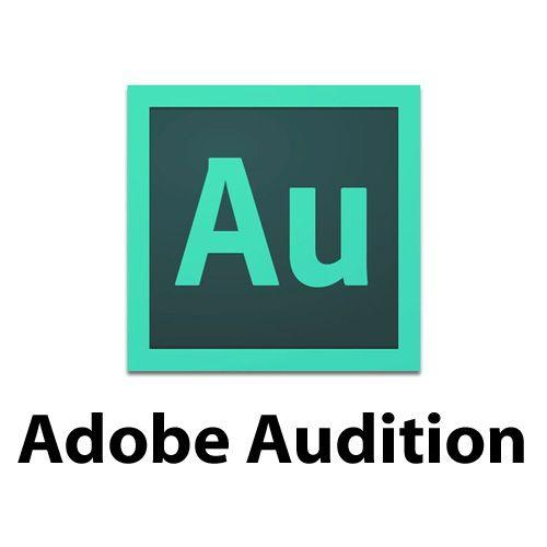 Adobe Audition Logo Link