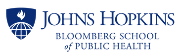 Johns Hopkins Bloomberg School of Public Health Logo Link