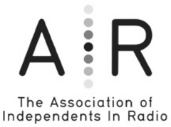 Association of Independents in Radio Logo Link