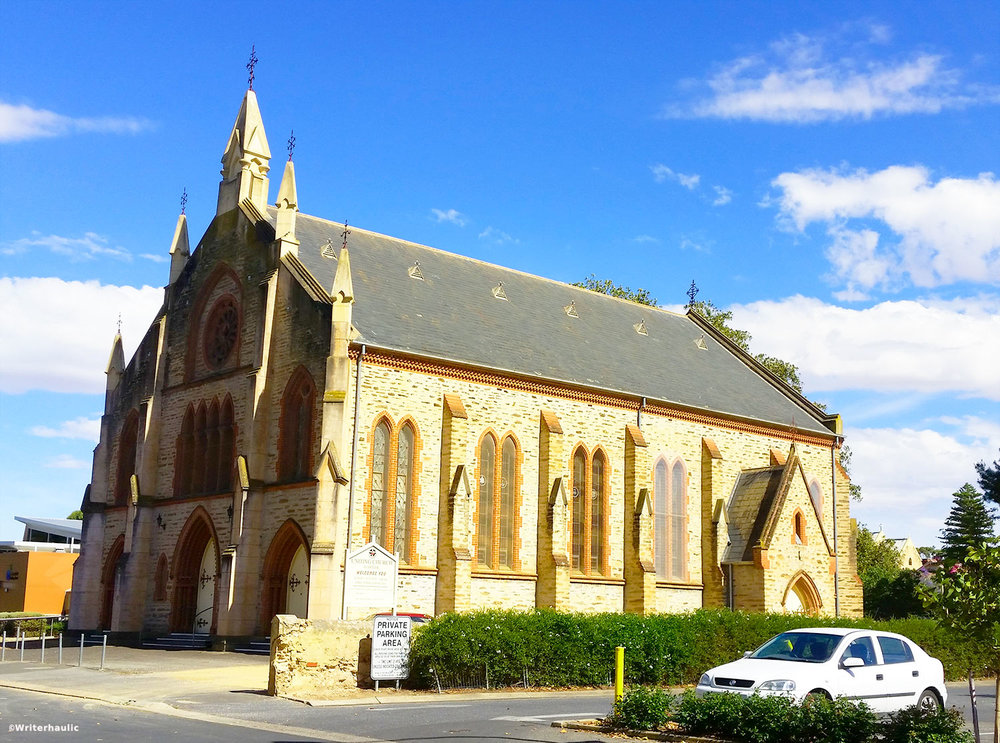 Uniting Church, Gawler