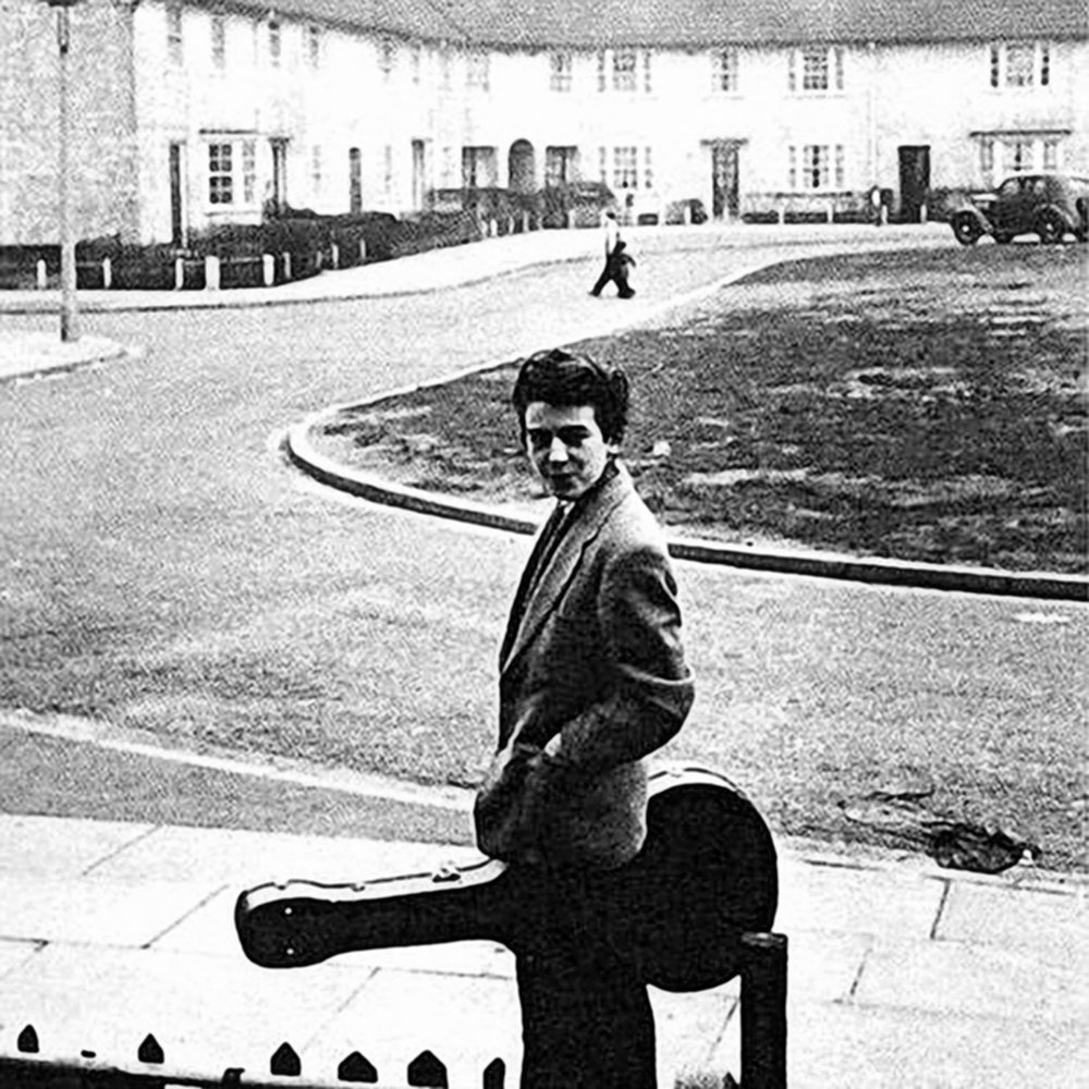 George Harrison in Little Heath