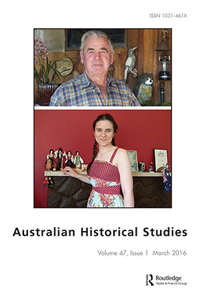The Australian Generations Project was a focus of an issue of AHS   (image courtesy of Monash University)