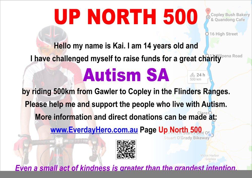 UpNorth500 poster