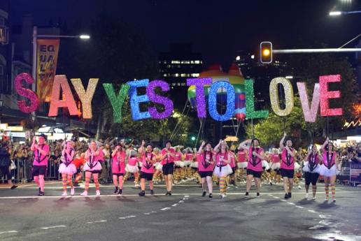2017年悉尼同性狂歡節