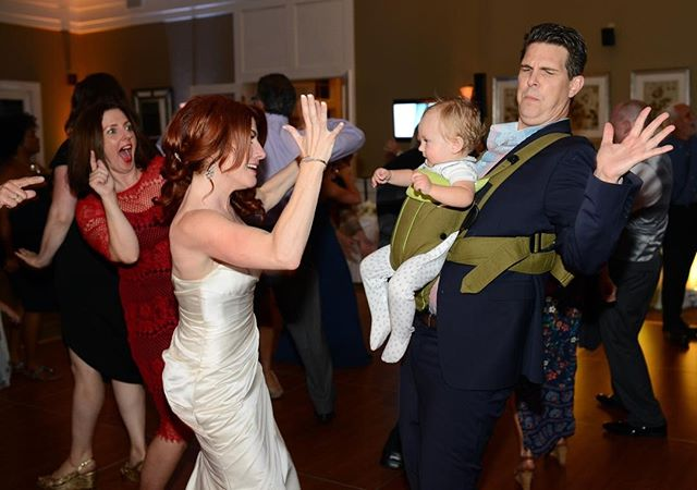 When your wingman can't dance and you suffer the consequences. #teenagedreamwedding #jodieandmatt #thejacksonasher #babybijorn #brianvermeire #briguycomedy #jodiebentley #fancycomedy #firstlovelastlove