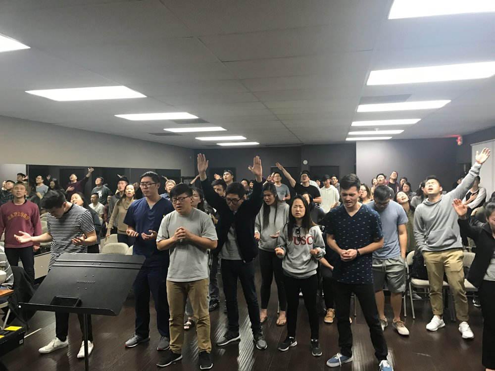 Just this month, we had our first official gathering for The Meeting Place. Hungry and broken people gathered to meet with God!  Our apartment was too small during our last meeting so we moved to another building. Thank you God's Image ministry!