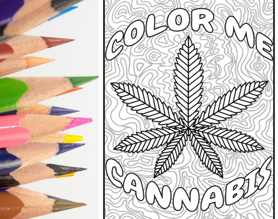 The Story Behind Color Me Cannabis and Chronic Crafter — CHRONIC ...