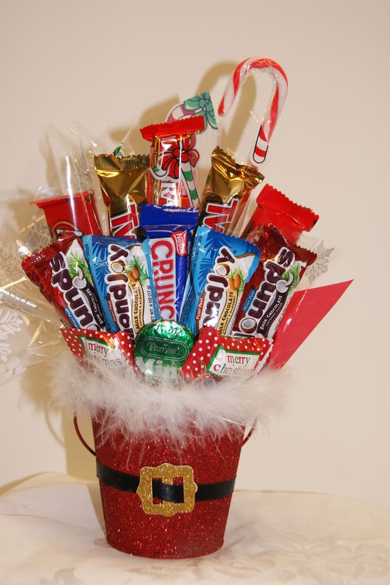 stoner gift candy bouquet