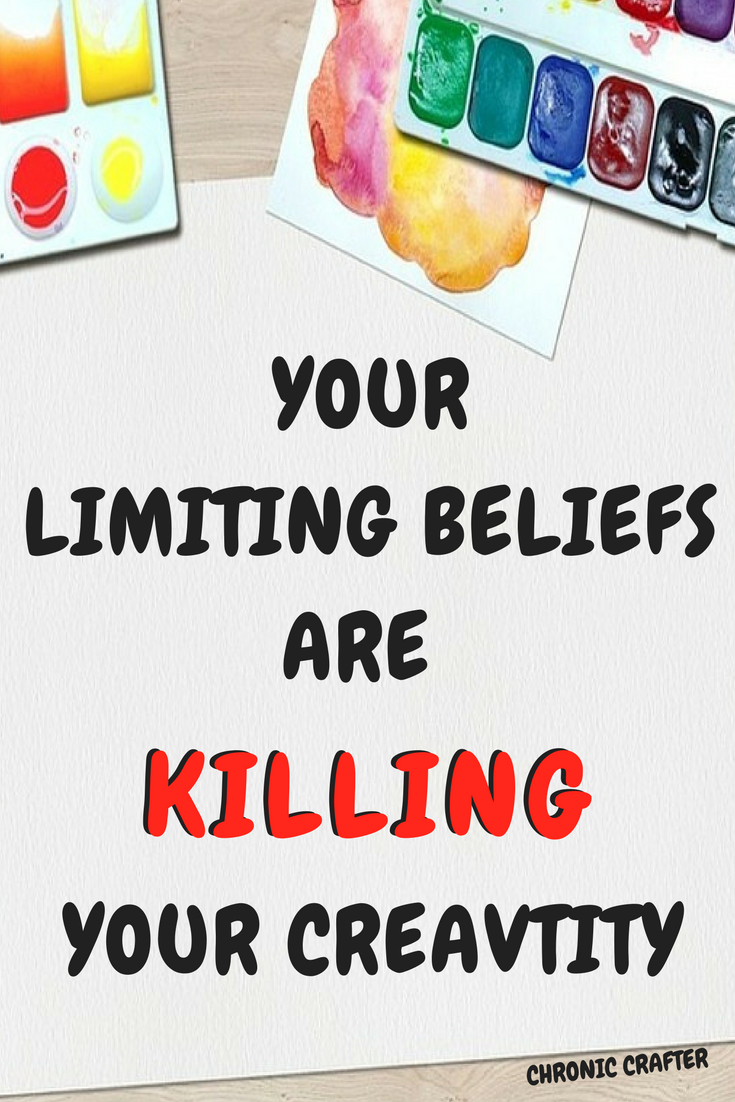 Limiting Beliefs are KILLING your Creativity