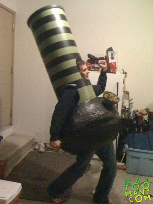 Halloweed Costumes! 20 of the best DIY or buy