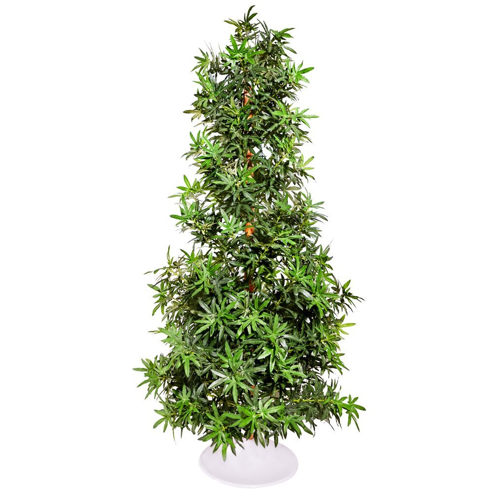 Fake Weed Christmas Tree Perfect for Kushmas