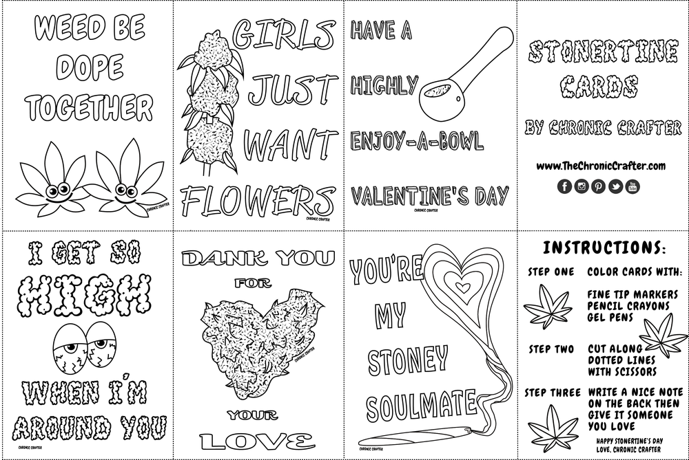 Stoner Valentine's Day Cards by Chronic Crafter.png