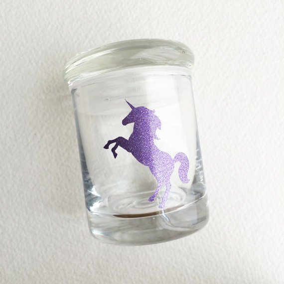 Unicorn Stash Jar Stoner Girl Accessories