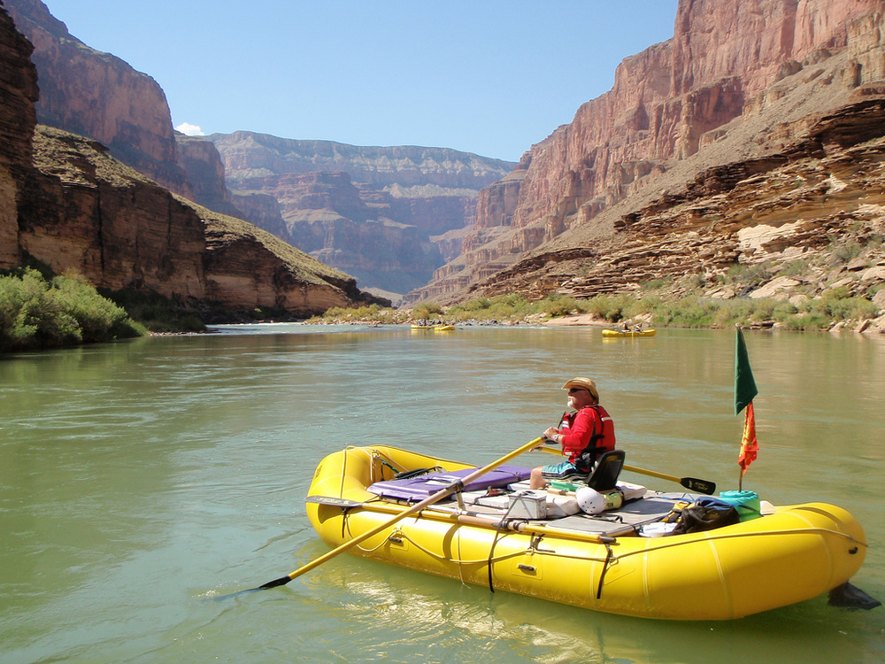 Grand Canyon whitewater rafting, USA | photo OARS
