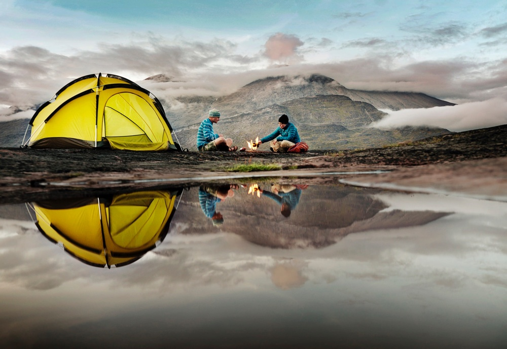 Itilleq to Igaliku hike & kayak, Greenland | photo David Trood