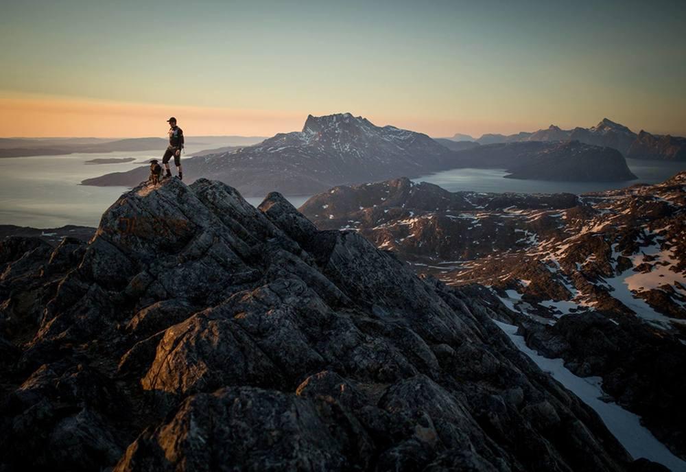Ukkusissat Summit, Greenland |photo Mads Pihl