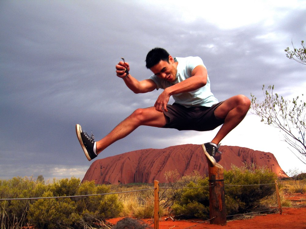 Uluru base walk, Australia  | photo Adventure Junky