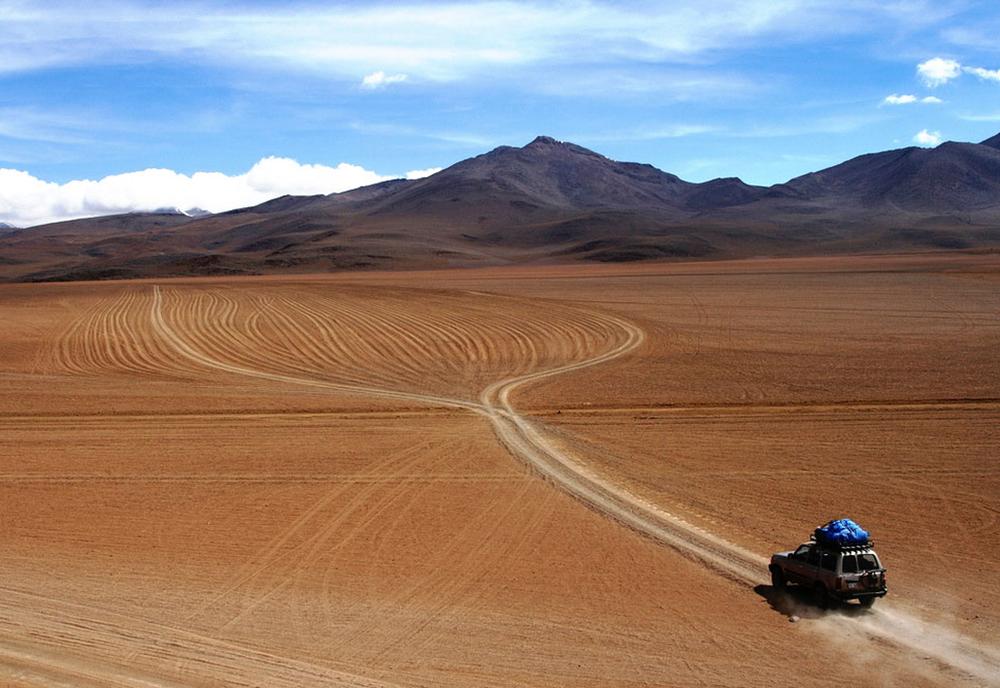 La Paz to Salar De Uyuni, Bolivia | Carlos Adampol Galindo