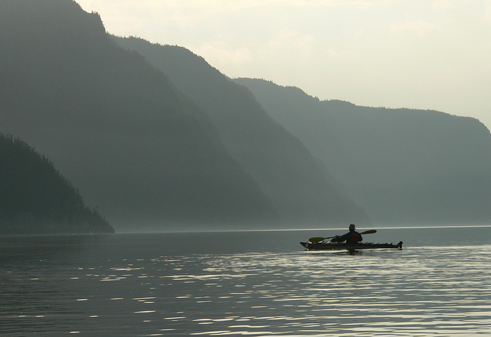Brouillard Fjord, photo by Fjord en Kayak