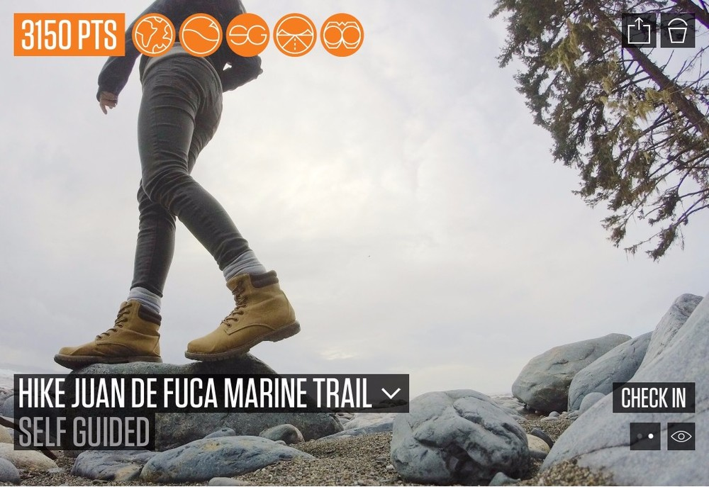 The Juan De Fuca Marine Trail offers scenic beauty, spectacular hiking, wildlife viewing, and roaring surf in its course along the Pacific coastline.   Added by Jess Clark