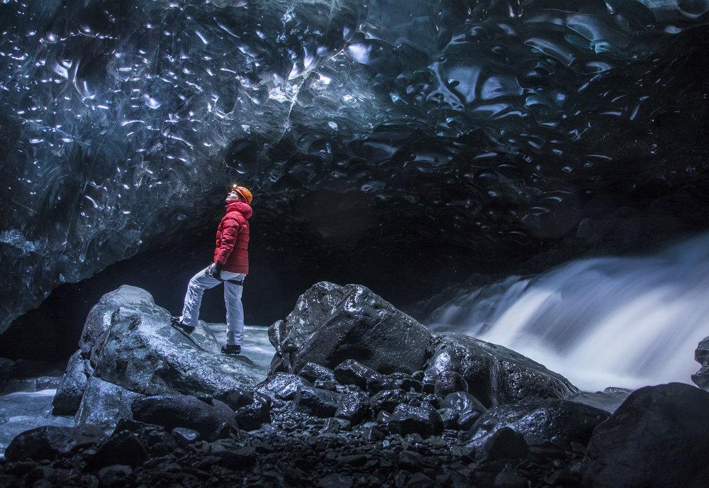 Ice Cave, Iceland | Björgvin Hilmarsson