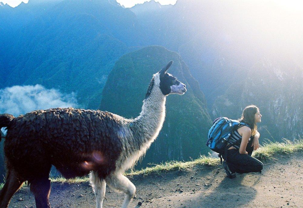 Machu Picchu trek | Nimmi Solomon