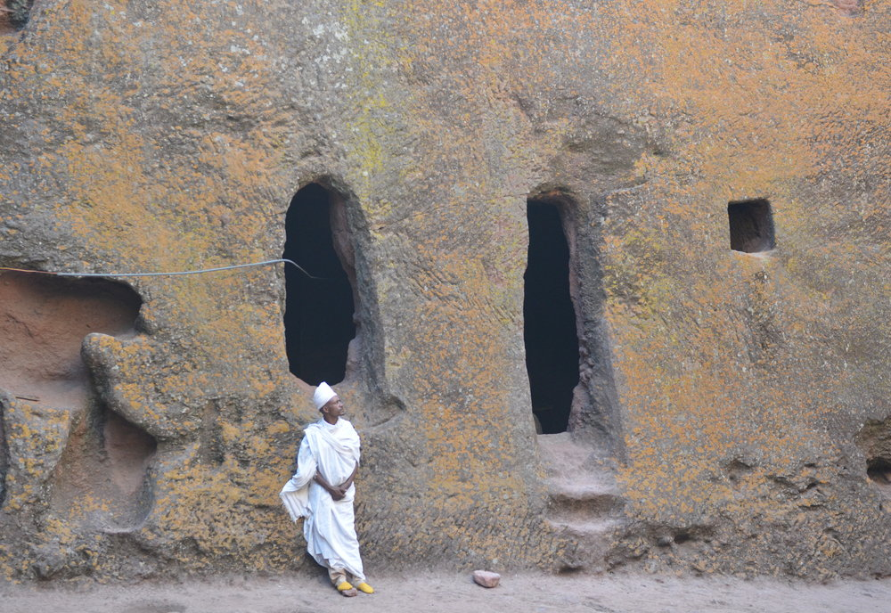 Rock Churches of Laibela, Ethiopia