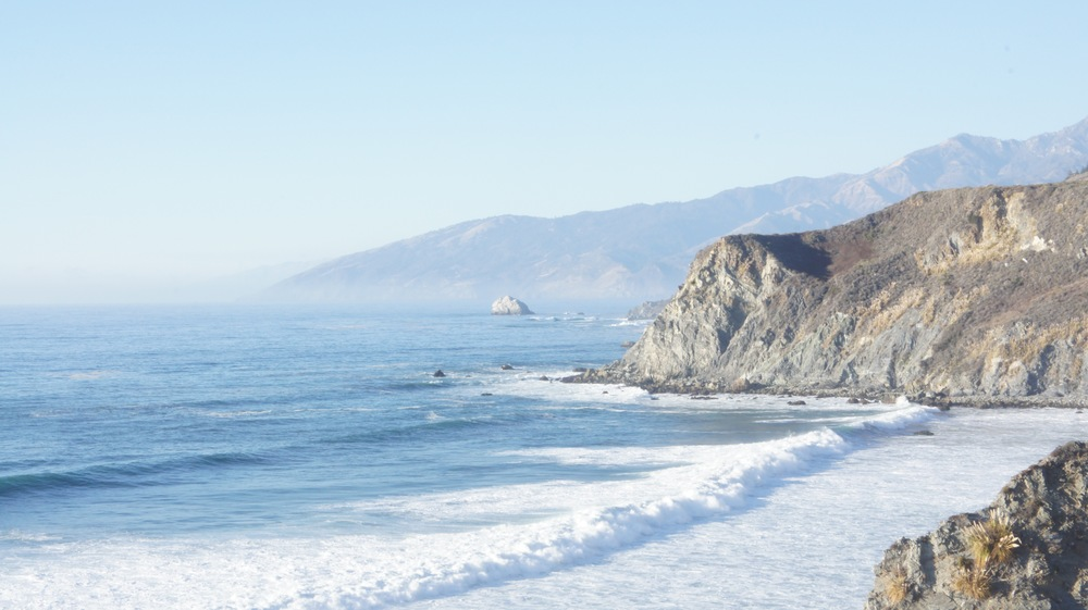 Taken from a coastal look-out in the southern end of the Big Sur area.