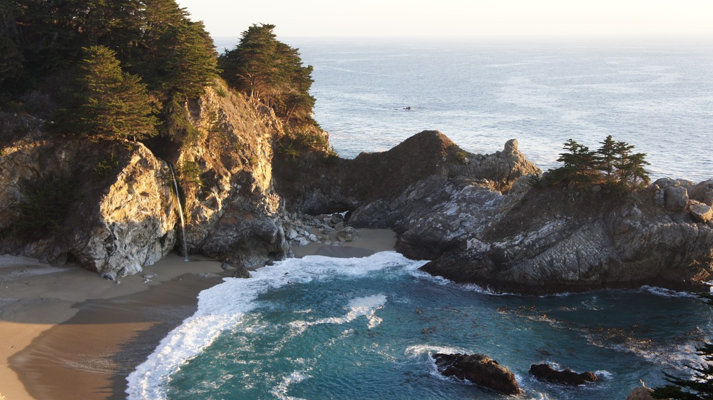 McWay Cove & McWay Falls
