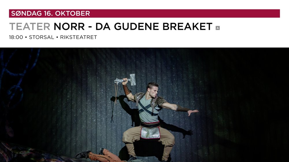 NORR - DA GUDENE BREAKET : ABSCENT CREW