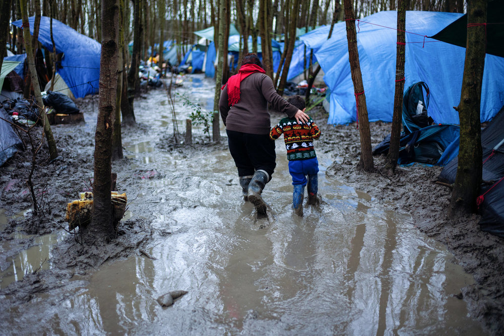 Alan Schaller - London Photojournalist - Calais Jungle 1.jpeg