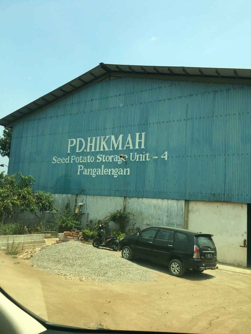 Pengalengan Processing & Storing facilities