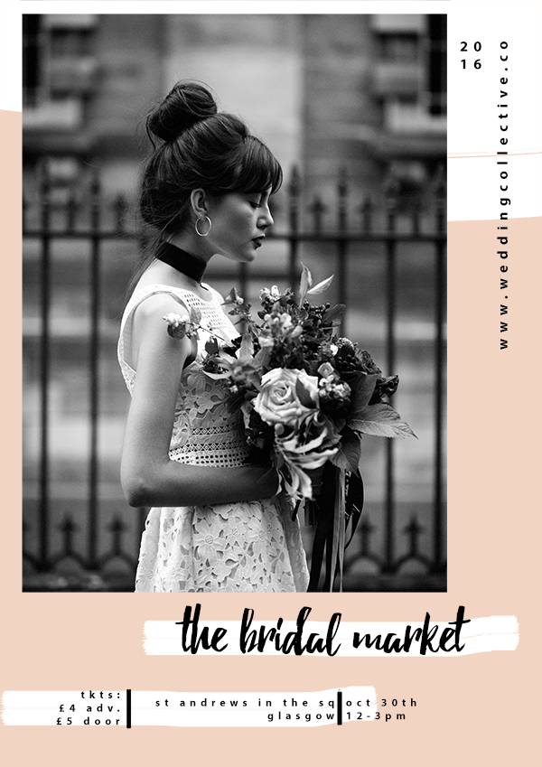 Buy tickets for the wedding collective bridal market