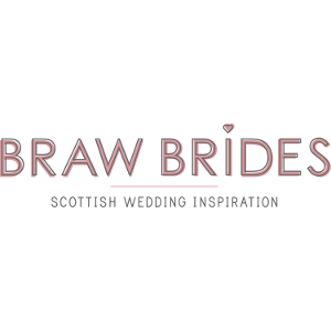 Braw Brides Wedding Inspiration Website and Blog Logo