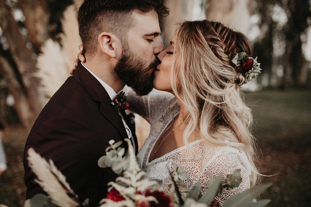 Vanesa y David · Boho Chic Wedding