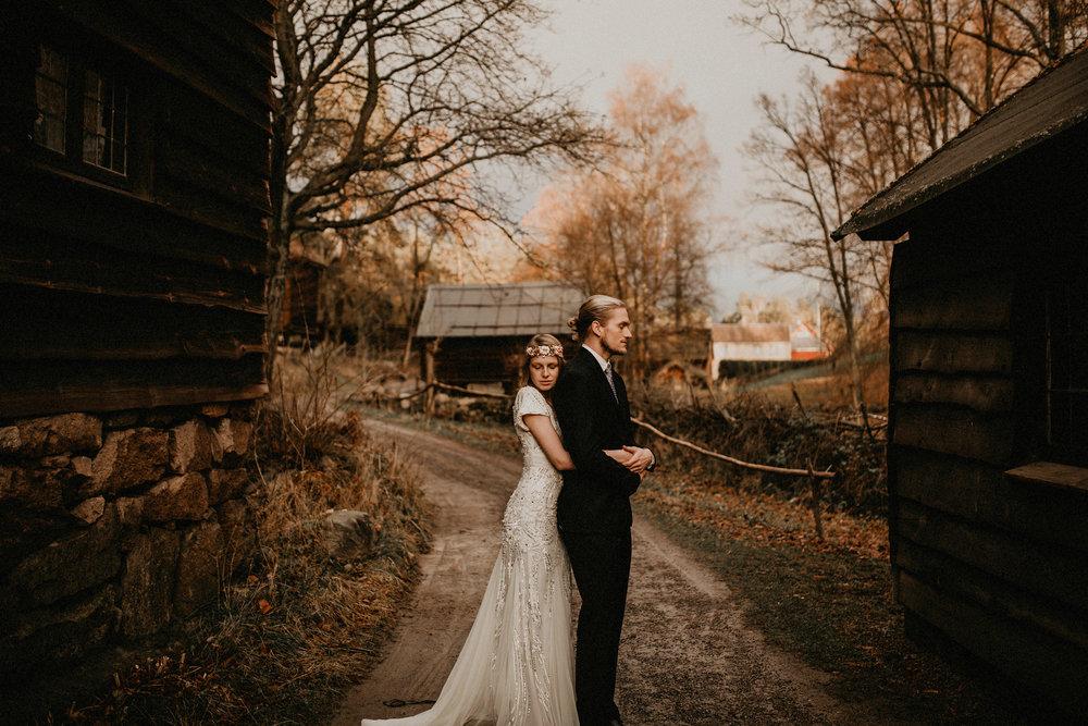 Sofie & Rasmus · Postboda en Noruega