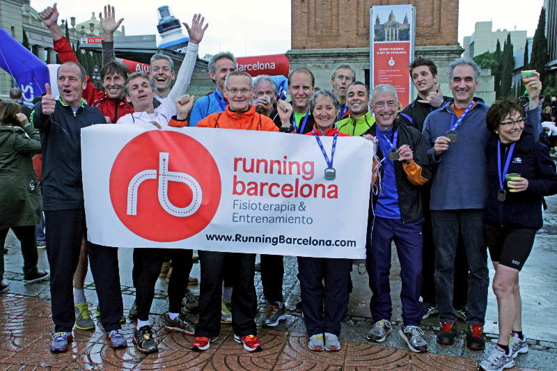 As a unique experience we can arrange for you to take part in a race in Barcelona!