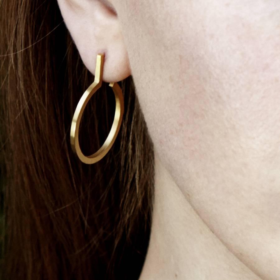 LUNA EARRINGS • Jenny Sweetnam