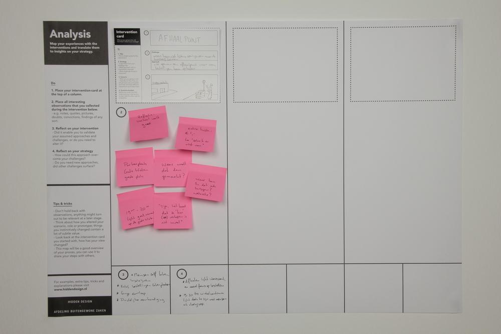 4. Reflecteer op strategie