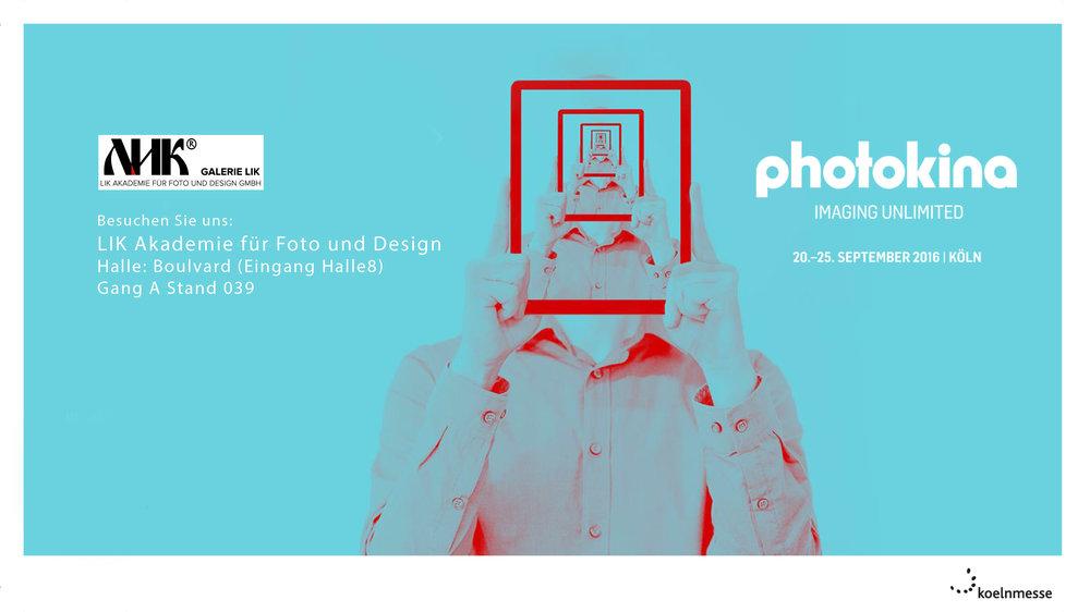 LIK Akademie für Foto und Design auf der photokina 2016