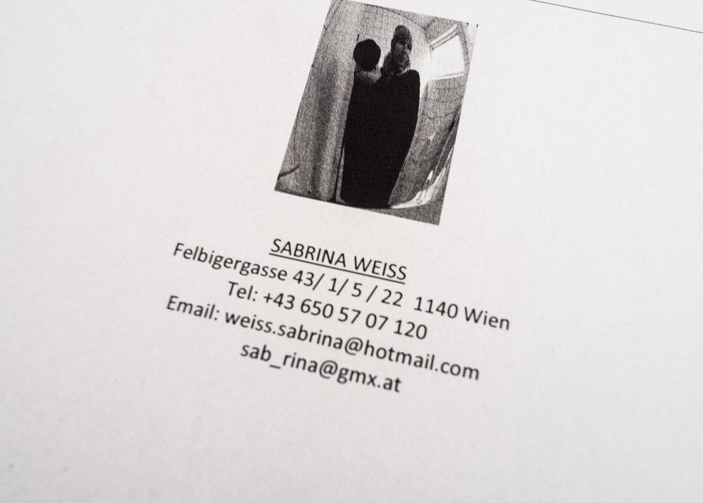 Sabrina Weiss