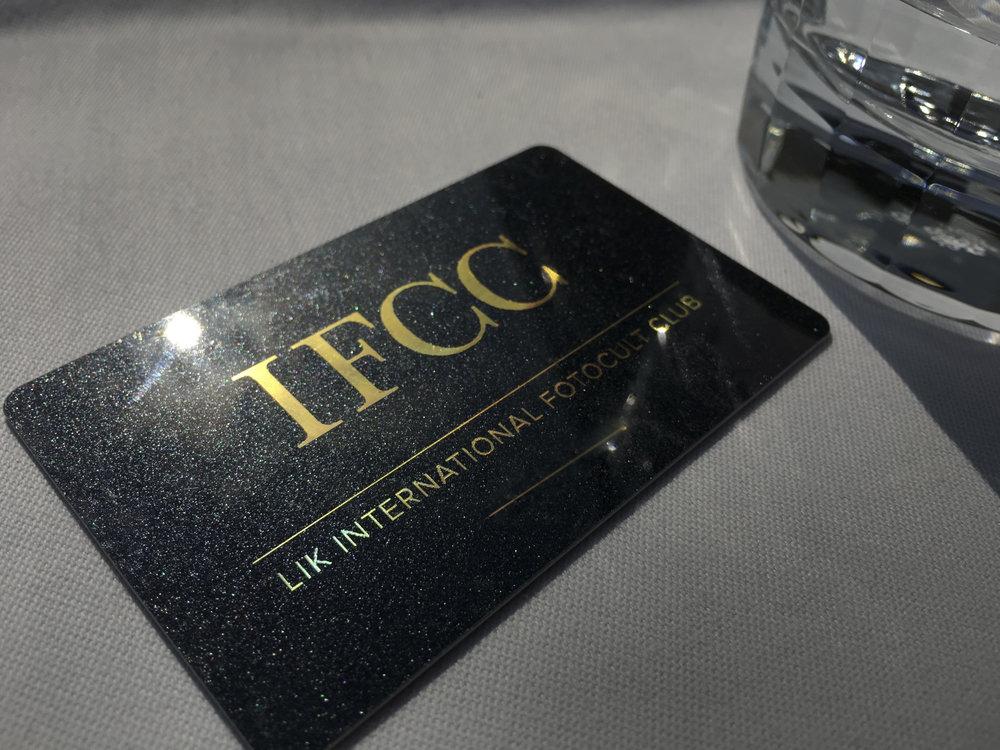 IFCC - Fotocult Club Clubvorteile genießen